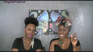"""""""tfg"""" Ep: 4 Support Or Nah? Vh1 """"sorority Sisters"""" & Bravo's """"rhoa"""" Reunion Chat"""