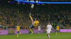 Schweden vs England 4:2 FULL Highlights HD 14.11.12 Zlatan Ibrahimovic TOP