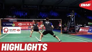 DANISA Denmark Open 2019 | Round of 16 XD Highlights | BWF 2019