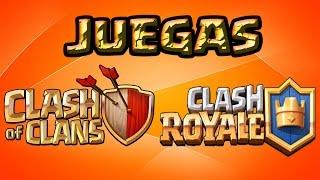 Te Gusta ¡Clash of Clans! & ¡Clash Royale!