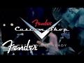 John Mayer Limited Edition Black1 | Fender