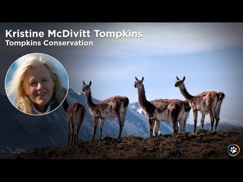 WCN Fall Expo 2017 -Rewilding Patagonia- Kristine McDivitt Tompkins