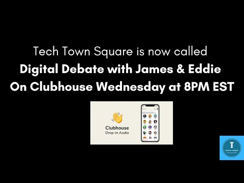 Digital Debate with James & Eddie - Technological Deception and Humans