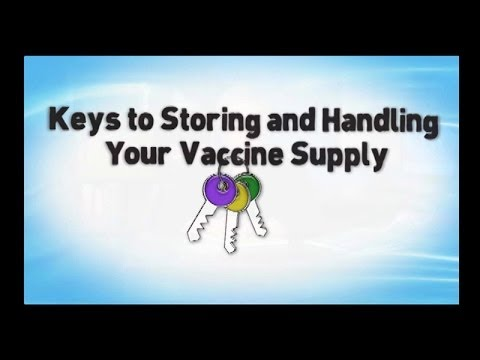 Keys To Storing And Handling Your Vaccine Supply
