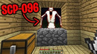 SCP-096 keeps visiting our Minecraft Base at Night... (Scary Minecraft Video)