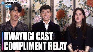 Hwayugi Interview | Compliment Relay [Eng Sub]