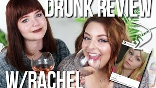 DRUNK REVIEW | OLD INSTA PHOTOS W/ RACHEL WHITEHURST