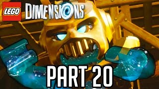 lego dimensions walkthrough part 20 witch and wizard gameplay ps4 xb1 wii u 1080p hd