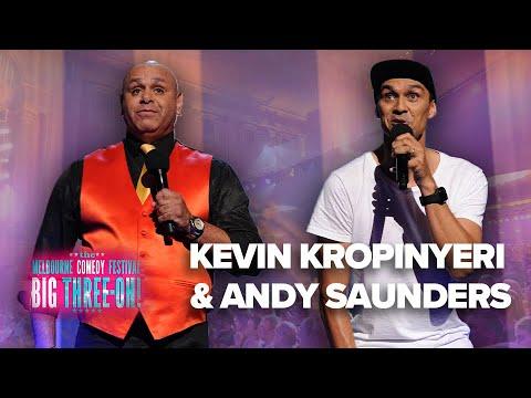 Andy Saunders & Kevin Kropinyeri - The Big Three Oh! (Ep 4)
