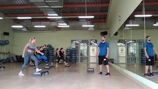 Anton Zyukin ( Step Full lesson ) 16-16