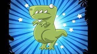 БЕЗУМНЫЙ ПАРК ДИНОЗАВРОВ #2 смешная игра для детей СОЗДАЮ ЭВОЛЮЦИЮ ДИНОЗАВРОВ - Crazy Dino Park