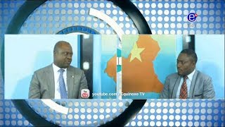 THE INSIDE (GUEST: NKENG MICHAEL, Mayor Muyuka) SUNDAY JANUARY 06th EQUINOXE TV