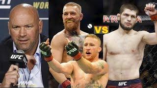 Конфликт в UFC из-за реванша Хабиба и Макгрегора/Джастин Гэйджи о Дане/Колби назвал Усмана химиком