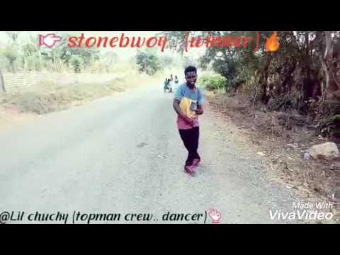 Stonebwoy(winner) dance by (Topman dance crew)