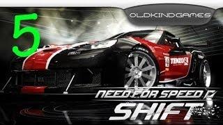 Прохождение Need for Speed: Shift #5 ( Тет-а-тет, часть 1 )