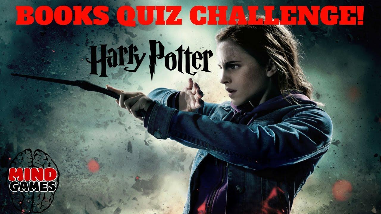 Harry Potter Book Quizzes Scholastic : Harry potter books quiz challenge facts