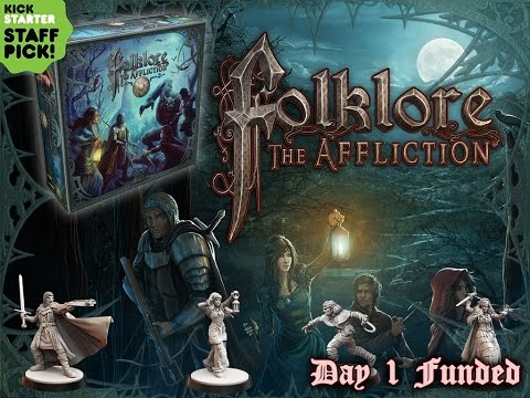 BOARD GAME INTERVIEW: Will Donovan; Lead Designer of Folklore the Affliction