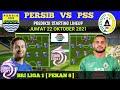 PERSIB VS PS SLEMAN Prediksi Starting Lineup || Bri Liga 1 Pekan 8 Live Indosiar