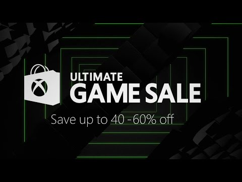 Xbox Store – Ultimate Game Sale (July 5-11, 2016)
