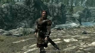 Skyrim, introduction (français/french)