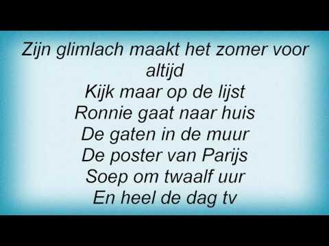 Spinvis - Ronnie Gaat Naar Huis Lyrics mp3