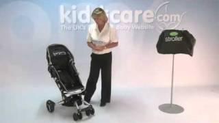 Quicksmart easy fold stroller - Kiddicare.flv