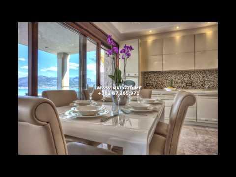 Adriatic MONTENEGRO DeLuxe Villa Rental