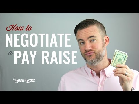 How To Negotiate A Pay Raise | Asking Your Boss For More Money