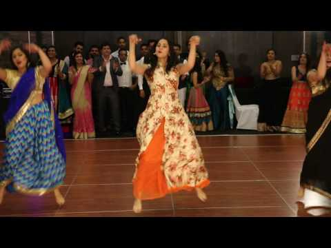 Best Indian Wedding Reception Bollywood Style Performance 2016