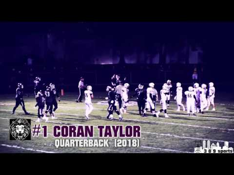 [ 309sports ] Peoria High Lions 5A State Playoffs Quarterfinal 2016