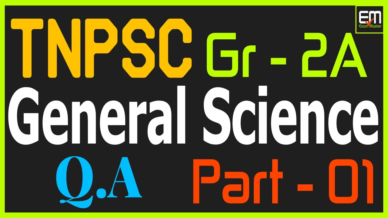 TNPSC Group 2A | TNPSC General Science Question and Answer 2017 | Model Q A  in Tamil | Exam Material
