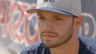 Mexican catcher Cesar Salazar comes to Arizona to achieve lifelong baseball dream