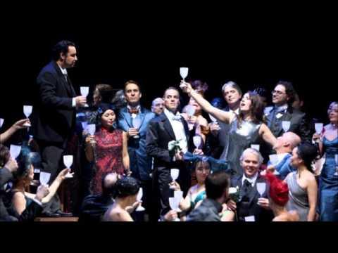 Traviata   Berlino 19 Dicembre 2015 atto 1°