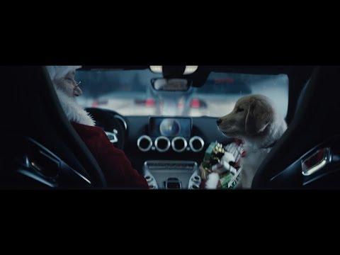 Mercedes Benz Christmas Commercial 2020 Pics Mercedes Benz Christmas commercial   YouTube
