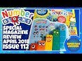 Numberblocks Magazine CBeebies Special April 2018 Issue 112