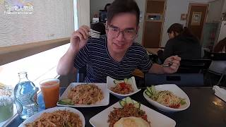 阿波去哪裡/EP218/台南中西區泰星球(泰式料理一個人就能吃啦!)/台南人帶路/Taiwanese street food/台南美食/高雄美食