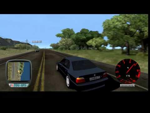 Test Drive Unlimited - BMW 750i [Бумер] Mod
