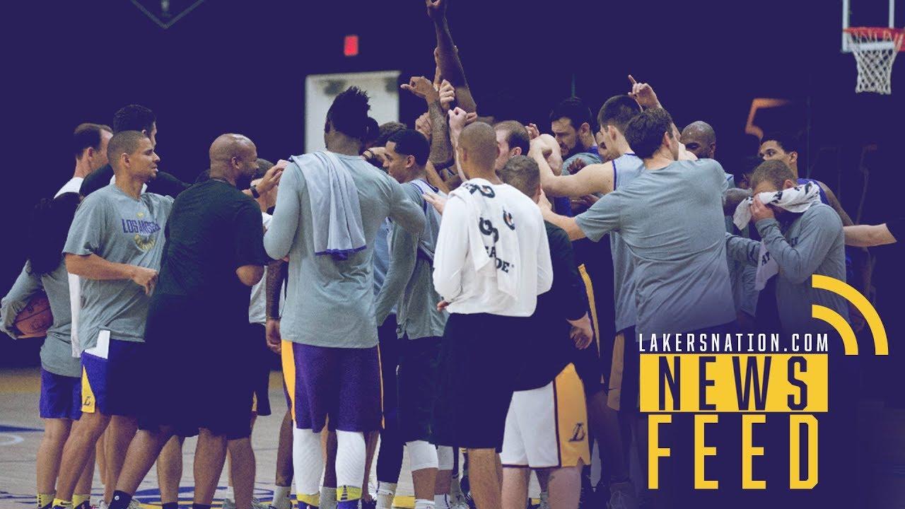 Lakers Trade Rumors: Jordan Clarkson, Julius Randle, Larry Nance on the Block