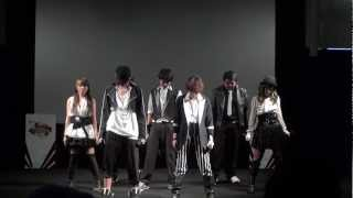 [130323] U.S.F cover AAA :: Break Down @ Japan Cover Dance Audition