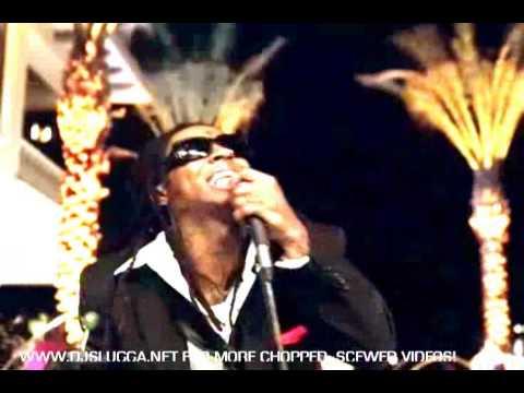 Lil Wayne - Lollipop ( Chopped & Screwed By Slugga )