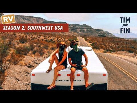 SOUTHWEST ROAD TRIP DOCUMENTARY