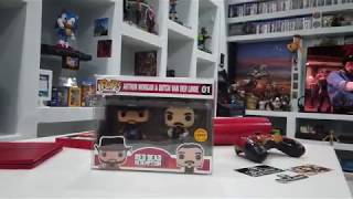 funko pop exclusives for red dead redemption 2 فانكو حصري لرد ديد ريدمبشن Video