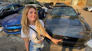 Купить ЖИВОЙ Ford Mustang до 1 000 000 рублей