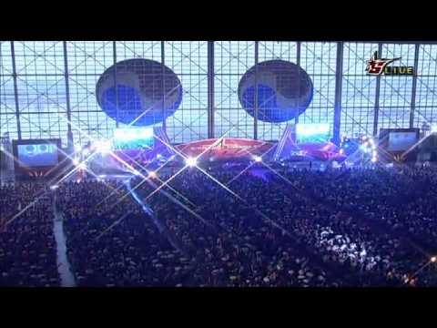Just a Starcraft Finals in South Korea - 2010