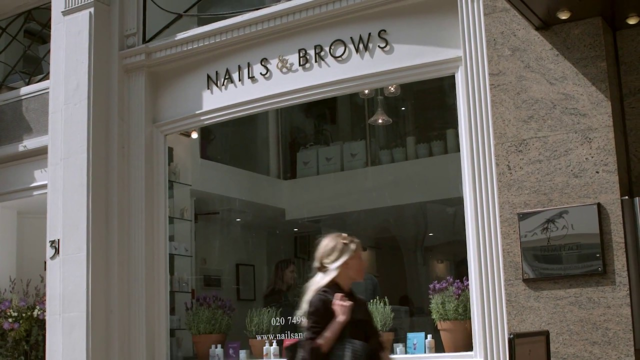 Nails Brows Mayfair Press Launch Youtube