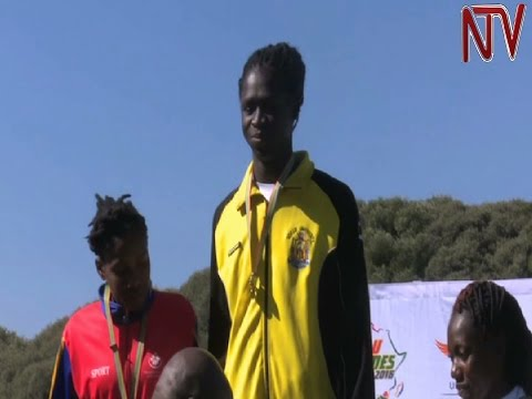 Dorcas Ajok wins second gold at All Africa University Games