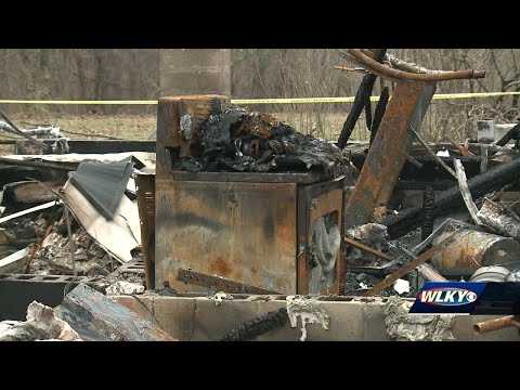 Family burglarized more than a week after losing Vine Grove home in fire i