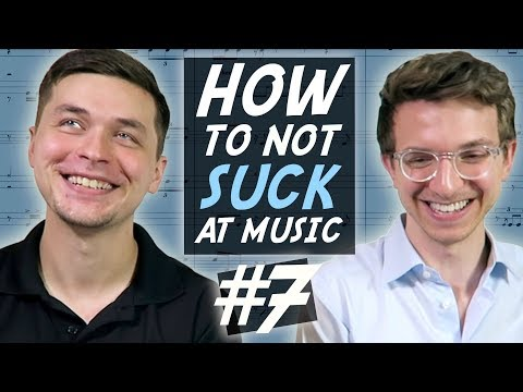 38 minutes of Jeff Schneider and me teaching you HOW TO NOT SUCK AT MUSIC