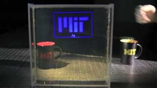 Transparent Displays at MIT