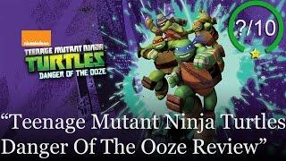 Teenage Mutant Ninja Turtles: Danger of The Ooze Review (Video Game Video Review)
